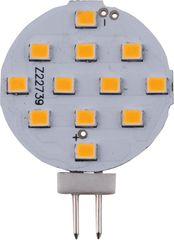 HEITRONIC HEITRONIC LED žárovka G4 2,5W 12V 2700K 16487