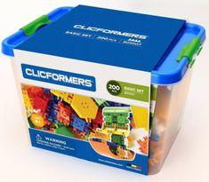CLICFORMERS zestaw kreatywny Box 200