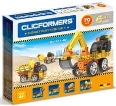 CLICFORMERS Építkezési autók
