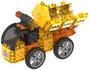 3 - CLICFORMERS Gradbeni avtomobili, komplet za sestavljanje