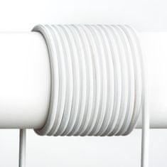 RED Design Rendl RENDL FIT 3X0,75 1bm textilní kabel bílá R12214