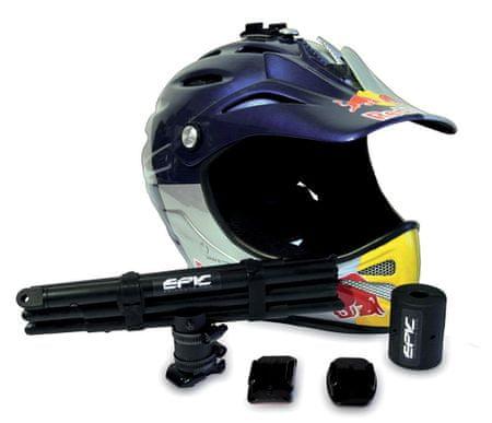 nosilec za kamero za čelado Epic Mounts EPIC1