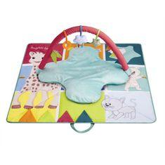 Vulli multifunkční hrací deka Žirafa Sophie