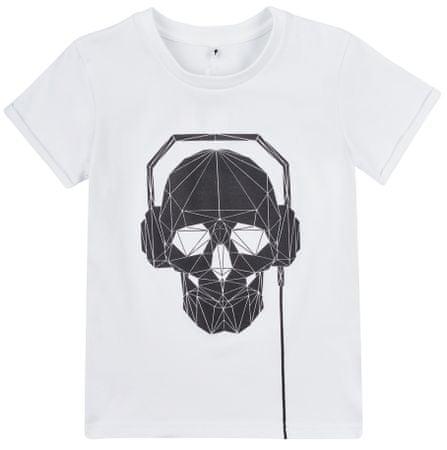 Garnamama fantovska majica, bela, 122
