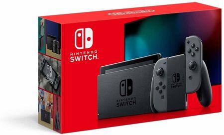 Nintendo konsola do gier Switch, szary