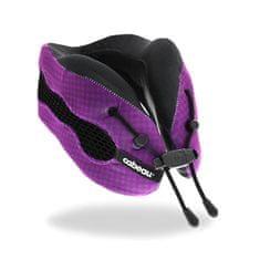 Cabeau Cestovní polštář z paměťové pěny Cabeau Evolution Cool® - Purple