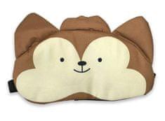 Earplugs Maska na oči na spaní Medvědí obličej