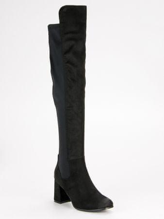 Vinceza Női csizma 47000, fekete, 37