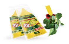 FloraBand Lepové šípkami k ochrane kvetín pred škodcovia 5 ks