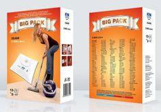 K&M Sáčky do vysavače BIG PACK Z-BAG micro 12 + 2