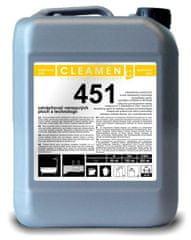 Cleamen CLEAMEN 451 gélový odvápňovač nerezových plôch a technológiou 5 l