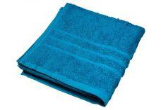 AllServices Froté ručník 50 x 100 cm, 400 g/m2 - azurově modrá