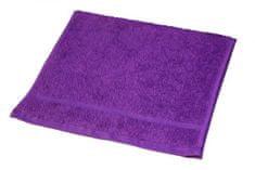 AllServices Froté ručník malý 30 x 50 cm - fialová