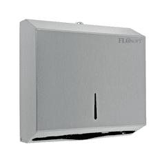 AllServices AllServices kovový zásobník na ZZ ručníky mat - nerez
