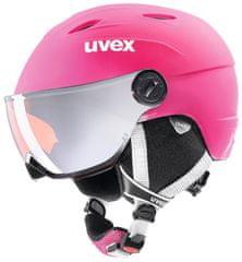Uvex Junior Visor Pro - rozbalené
