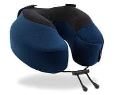 Cabeau Cestovní polštář z paměťové pěny Cabeau Evolution® S3 - Indigo