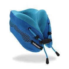 Cabeau Cestovní polštář z paměťové pěny Cabeau Evolution Cool® - Blue