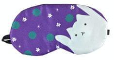 Earplugs Maska na oči na spaní S kočkou