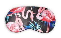 Earplugs Maska na spaní Plameňáci