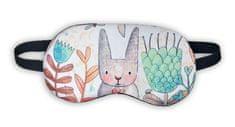 Earplugs Maska na spaní Zajíc
