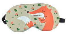 Earplugs Maska na oči na spaní Liška