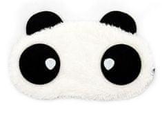 Earplugs Panda Kapka Maska na oči na spaní