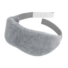 Earplugs Maska na oči na spaní Well šedá