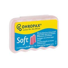 Ohropax Špunty do uší Ohropax Soft - 5 párů