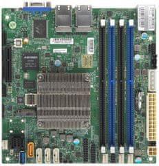 SuperMicro 2SDi-4C-HLN4F - Intel Atom C3558