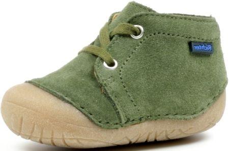 Richter chlapecká celoroční obuv 0621-641-8600 18 zelená