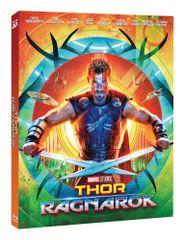 Thor: Ragnarok 3D+2D (2 disky) - Blu-ray