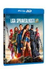 Liga spravedlnosti 3D+2D (/2 disky) - Blu-ray