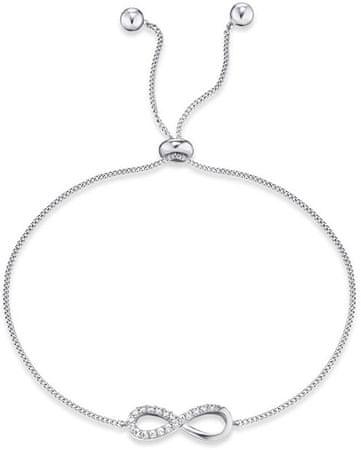 Engelsrufer Infinity ezüst karkötő cirkóniummal ERB-LILINFINI-Z ezüst 925/1000