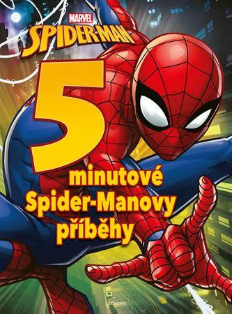 kolektiv autorů: 5minutové Spider-Manovy příběhy