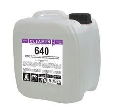 Cleamen CLEAMEN 640 nepenivý alkalický chlórový čistič s antikorózny prísadou 11 kg