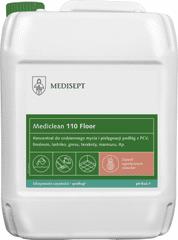 Mediclean Floor Clean MC110 na podlahy s vůní exotického ovoce 5 l
