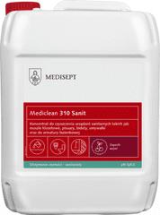 Mediclean Sanit Clean MC310 na sanitu s vůní višně 5 l