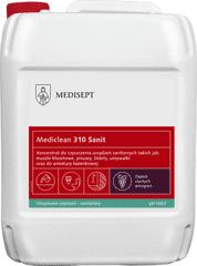 Mediclean Sanit Clean MC310 na sanitu s vůní černých hroznů 5 l