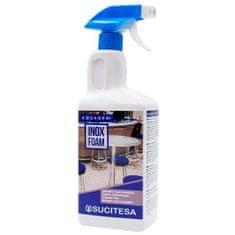 Sucitesa Aquagen Inox Foam - nerez leštič a čistič 1 l