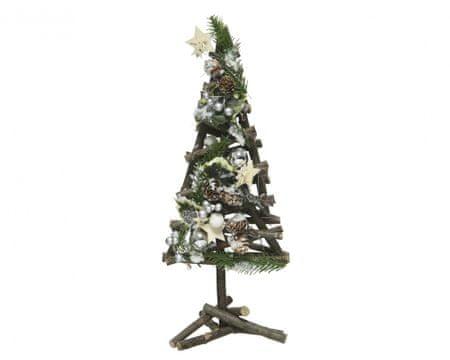 "Kaemingk Božična dekoracija ""Drevo"", 13 x 18 x 42 cm"