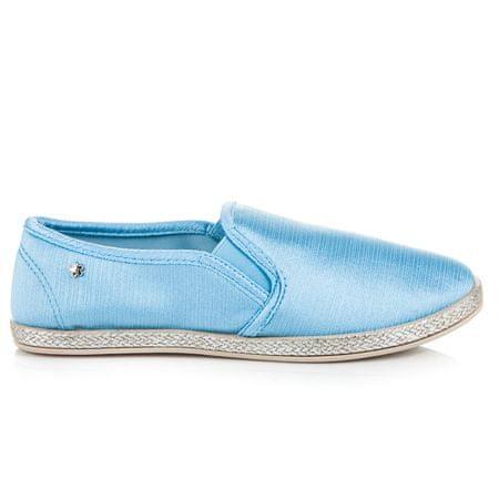 Női tornacipő 22500, kék árnyalat, 41