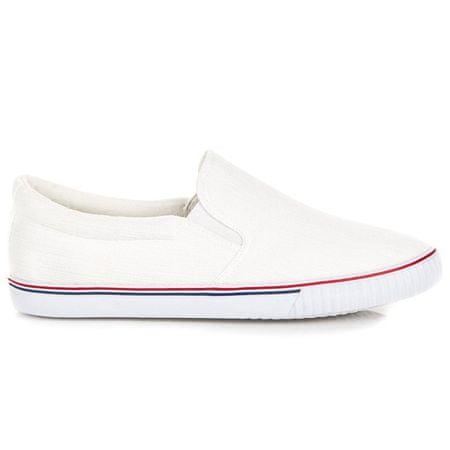 Női tornacipő 40799, fehér, 41