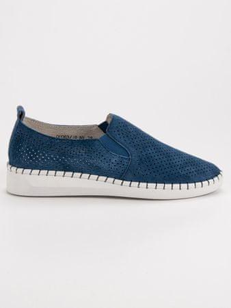 Női tornacipő 50902, kék árnyalat, 36