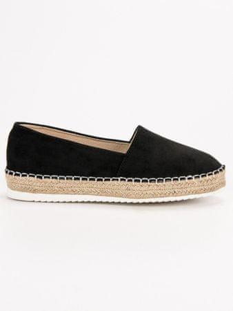 Női tornacipő 51498, fekete, 39