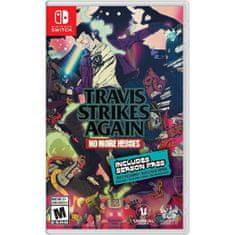 Nintendo Travis Strikes Again: No More Heroes (SWITCH)