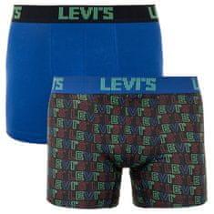 Levi's 2PACK pánske boxerky viacfarebné (995058001 261)