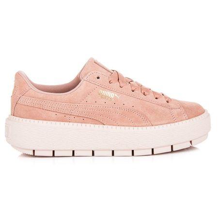 Női tornacipő 40298, rózsaszín árnyalat, 38