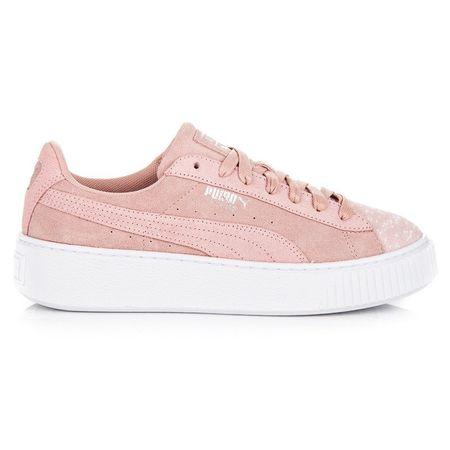 Női tornacipő 40302, rózsaszín árnyalat, 38