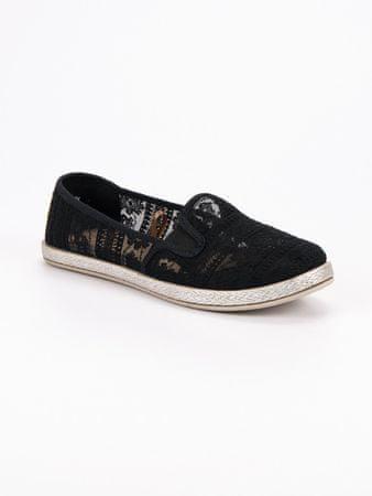 Női tornacipő 50400, fekete, 37