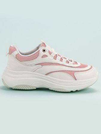 Női tornacipő 53031, fehér, 39
